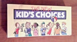 Rainfall Educational Toys Board Game The New Kid's Choices 1996 - $14.03
