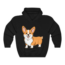 Pembroke Welsh Corgi Unisex Heavy Blend™ Hooded Sweatshirt - $30.76