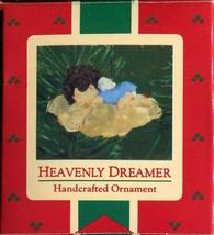 1986 - New in Box - Hallmark Christmas Keepsake Ornament - Heavenly Dreamer - $7.91