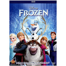An item in the DVDs & Movies category: Frozen (DVD)