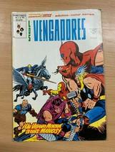 MUNDI/MARVEL COMICS - LOS VENGADORES #49 (NOV 1980) VFN SPANISH AVENGERS - $11.02