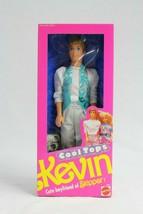 Vintage 1990 Mattel Barbie COOL TOPS KEVIN DOLL - Mint in Sealed Box - $34.95