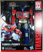 Hasbro Transformers Power of the Primes Leader Class Optimus Prime Actio... - $84.00