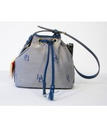 Dooney & Bourke Blue Monogram Shoulder Bag NWT $265 - $163.34
