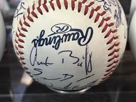 2015 Lexington Legends Team signed Baseball - $150.00