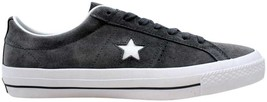 Converse One Star Suede OX Thunder/White 153962C Men's Size 10 - $100.00