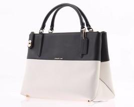 NEW W/O Tag, COACH Borough Bag In Colorblock Crossgrain Leather Handbag,... - $348.48