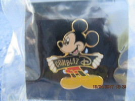 WDW MICKEY HOLDING A COMPANY D SIGN PIN - $10.99
