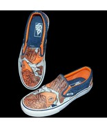 VANS 2006 Coy Koi Fisch Japanisch Tattoo Klassisch Serio Slip Schuhe 6 D... - $198.99