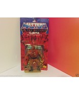 VINTAGE MASTERS UNIVERSE FIGURE MOTU MATTEL MOC CARD IN PACKAGE CLAWFUL ... - $123.75