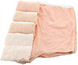 Breezies Set 6 Cotton Brief Panties UltimAir Neutrals 7 NEW A22766 - $29.68