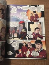 Star Trek: Debt of Honor Paperback Comic Book (1992, PB) image 6