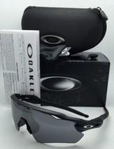 Nuovo Oakley Occhiali da Sole Radar Ev Pitch Oo9211-01 OPACO Nero Frame W/ - $219.52