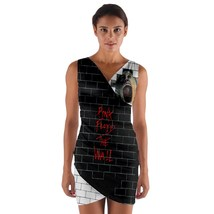 tunic top wrap the wall cult rock opera bricks sleeveless hot sexy  - $36.00 - $42.00