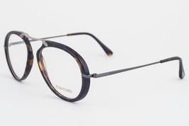 Tom Ford 5346 052 Dark Havana Eyeglasses TF5346 052 53mm - $175.42