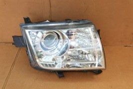 07-10 Lincoln MKX Headlight Lamp Passenger Right RH - POLISHED (NON-AFS)