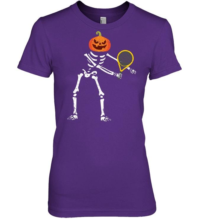 Flossing Skeleton Funny Volleyball Lover Floss Tshirt
