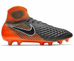 Mens Nike Obra 2 Elite DF FG AH7301 080 Dark Gray Brand New Magista Sz 6 - $128.69