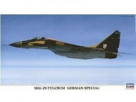 NEW HASEGAWA 00821 FULCRUM GERMAN SPECIAL  MODEL KIT- W54 - $38.81