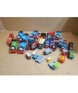 LOT OF 30x ASSORTED THOMAS & FRIENDS MAGNETIC DIE CAST TRAINS - $65.44