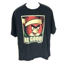 Angry Birds Mens Christmas Shirt XL image 1