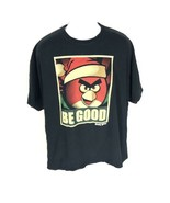 Angry Birds Mens Christmas Shirt XL - $14.84