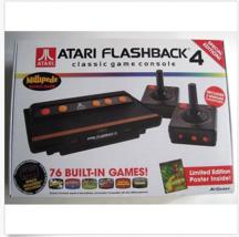 ATARI FLASHBACK 4 Classic Game Console SPECIAL EDITION 76 Games + Bonus ... - $76.99