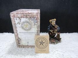 1997 Boyd's Resin T. H. Bean The Bearmaker Elf Collectible Figurine, Dec... - $12.95