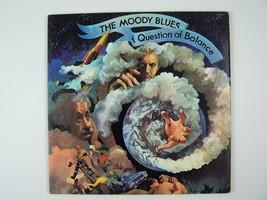 The Moody Blues - A Question Of Balance Vinyl LP Record Album THS 3 - $12.96