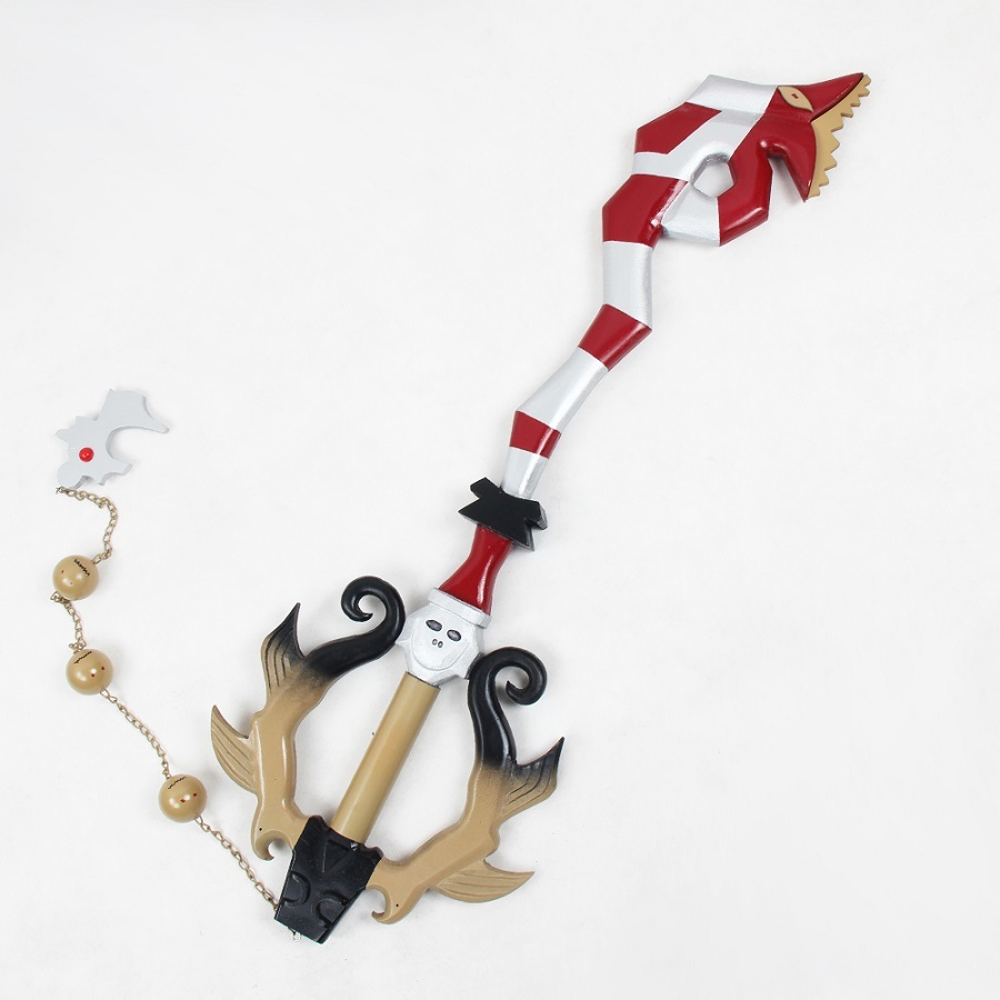 Primary image for Kingdom Hearts 2 Sora Keyblade Decisive Pumpkin Cosplay Prop for Sale