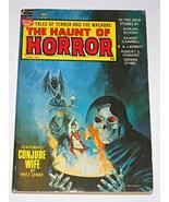 The Haunt of Horror, June 1973 (Vol. 1, No. 1) [Paperback] Harlan Elliso... - $35.63