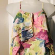 NWT BCBG MAXAZRIA multicolor pink dress - $45.39