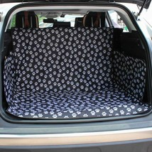Dog Car Seat Cover For Dogs Trunk Mat Cover Protector Carrying Pet Carri... - $29.99