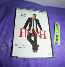 Hitch (DVD, 2005, Full Frame) - $9.89
