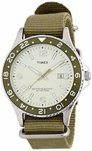 Timex Men Silver Analog Watch T2P035 - $53.99
