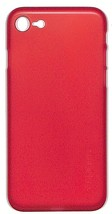Spigen Air Skin Case for Apple iPhone 7 Ultra Thin Premium Cover - Red - $6.93