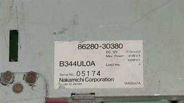 Nakamichi Radio Stereo Amplifier Amp 86280-30380 image 4
