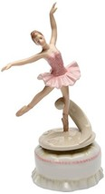 Cosmos Gifts 20866 Spinning Ballerina Musical Ceramic Figurine, 7-Inch - $50.61