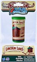 Worlds Smallest Lincoln Logs - $7.87