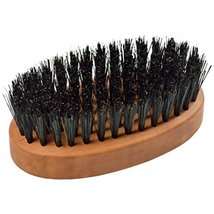 Seven Potions Beard Brush For Men With 100% First Cut Boar Bristles. Made in Pea image 4