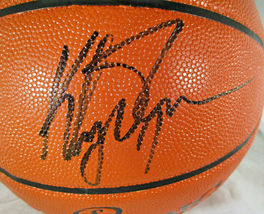 KLAY THOMPSON / GOLDEN STATE WARRIORS / AUTOGRAPHED FULL SIZE BASKETBALL / COA image 2
