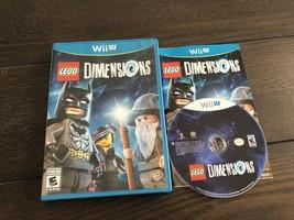 LEGO Dimensions Starter Pack - Wii U - Complete CIB - $7.28