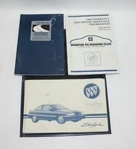 1993 Buick Skylark Factory Original Owners Manual Book Portfolio #11 - $17.77