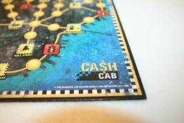 Cash Cab Game 2008 Replacement Board New York City Manhattan Battery Pk ... - $19.95