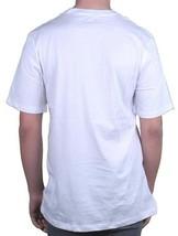 Asphalt Yacht Club Homme Blanc Alpha T-Shirt Maritime Signal Flags Fanions Nwt image 2