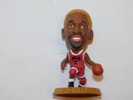 NBA 1996 Corinthian Collettore Numero NBA006 Rodman Bulls Basket Usato - £8.16 GBP