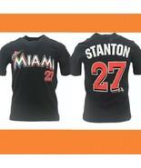 NWT Miami Marlins 3x MLB Giancarlo Stanton #27 - $29.70