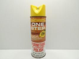 Bissell One Step Lemon Furniture & Panel Polish Cleaner Spray 14 oz 50% ... - $19.99