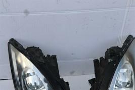 06-07 Infiniti G35 2dr Coupe HID Xenon HeadLight Head Light Lamp Set L&R image 2