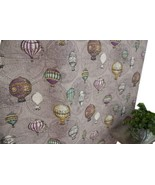 [Balloon] 55'' Wide Handwork Curtain/Cushion/Tablecloth Fabric Purple(19... - $17.56